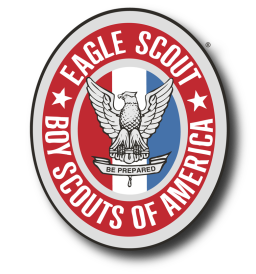 eagle scout badge steve hill