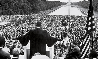 Martin Luther King Jr. Speech Washington D.C.