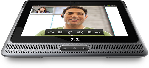 Cisco Systems' Cius Tablet