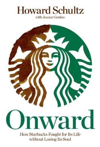 onward starbucks howard schultz book cover