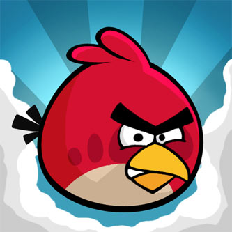 angry birds icon red bird