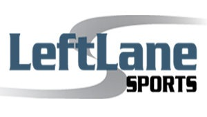 left lane sports logo