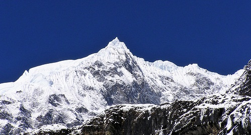 himalayas mountain