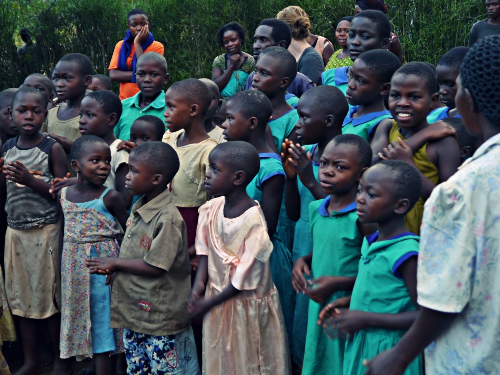 Ugandan Village Children
