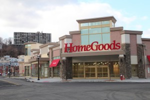 HomeGoods store front