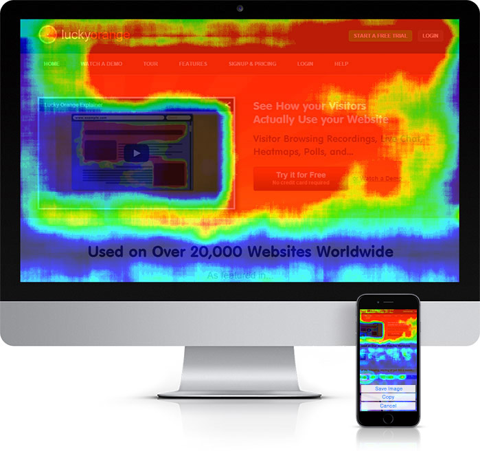 Using Heat Maps To Better Understand Your Web Traffic on