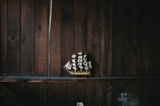 character-wooden-boat